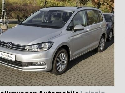 gebraucht VW Touran 1.6 TDI Comfortline *AHK*Navi*ACC*