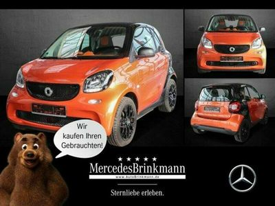 gebraucht Smart ForTwo Electric Drive Passion Klima