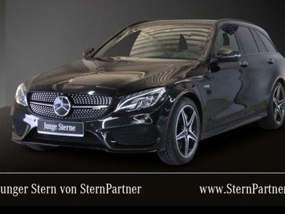 gebraucht Mercedes C43 AMG T AMG 4M Head Up+Performance Auspuff+Distron