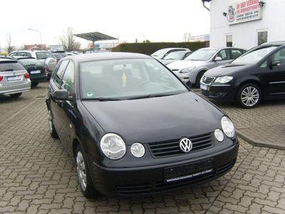 gebraucht VW Polo Comfortline 1.2 5/Türer Klimaanlage Euro4