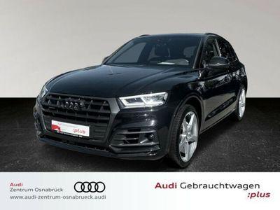 gebraucht Audi Q5 3.0 TDI tiptronic quattro S line AHK ACC LED Navi