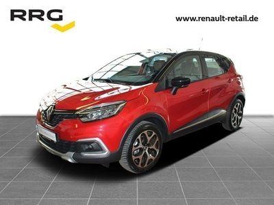 gebraucht Renault Captur TCe 120 EDC Intens Automatik Navi !!!