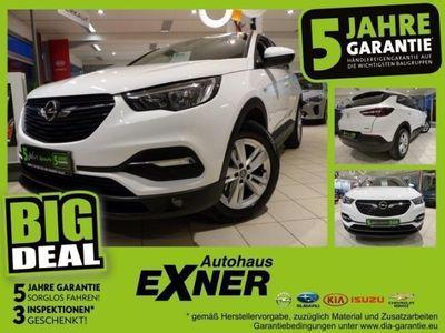 gebraucht Opel Grandland X 1.2 EDITION Beheizbare Frontscheibe 6-