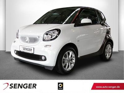 gebraucht Smart ForTwo Coupé 66kW turbo Cool & Media Navi Panorama