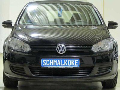 gebraucht VW Golf VI 1.2 TSI Trendline AHK Climatic