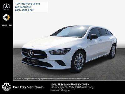 gebraucht Mercedes CLA180 Shooting Brake Progressive +MBUX+LED+Kamera+Park