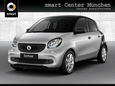 gebraucht Smart ForFour 52kW passion DCT cool&Audio PDC Komfort