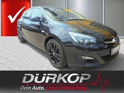 gebraucht Opel Astra 5türig Edition 1.6 SIDI Turbo PDC Klimaa