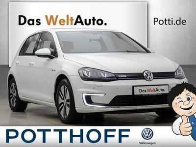 gebraucht VW Golf VII VII e-Golf e-Golf LED Navi Telefon Tempom