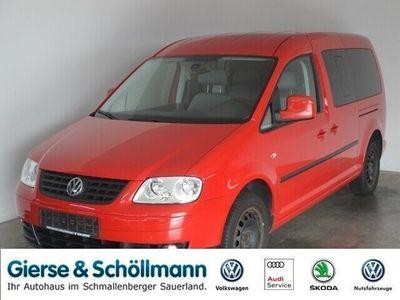 gebraucht VW Caddy Maxi Life 2.0 TDI Gewinner-Caddy 7-Sitzer (Klima RCD310)