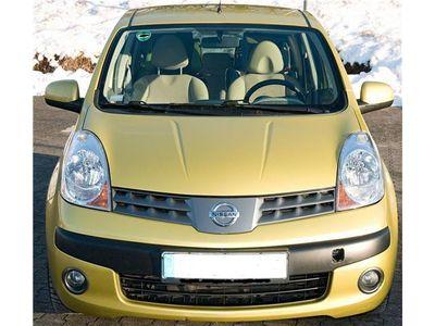 gebraucht Nissan Note 1.4 acenta