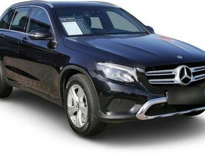 gebraucht Mercedes GLC250 4M Exclusive/Pano.-Dach/LED/AHK/Navi/PDC