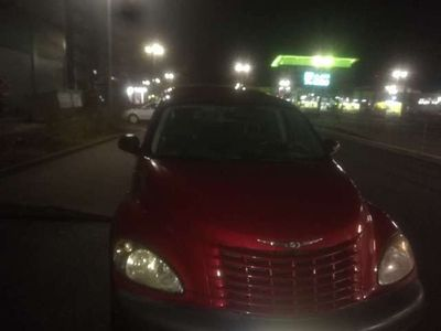 gebraucht Chrysler PT Cruiser 2.0 Limited