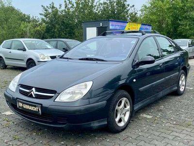 gebraucht Citroën C5 2.0 16V SX+ALUFELGEN+LPG GAS & BENZIN+KLIMA