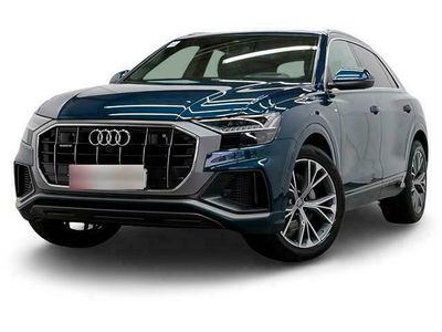 gebraucht Audi Q8 55 TFSI Q 3x S LINE PANO HD-MATRIX AHK BuO