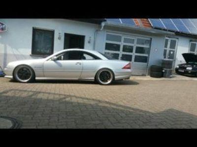 gebraucht Mercedes CL55 AMG AMG Automatik/Väth 600PS