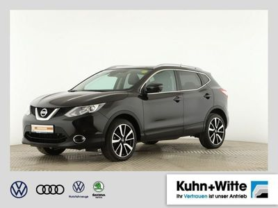 gebraucht Nissan Qashqai 1.2 DIG-T Tekna 4x2 *Navi*Tempomat*LED*Sitzheizun