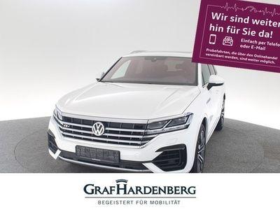 gebraucht VW Touareg 3.0 V6 TDI 4-Motion Tiptr. R-Line ACC