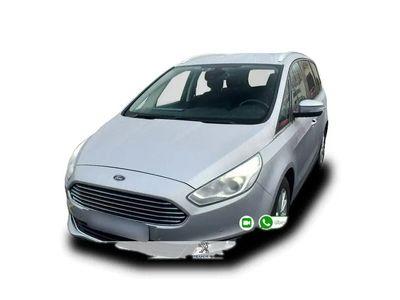 gebraucht Ford Galaxy 2.0 TDCi Titanium *7-SITZE*NAVI*EPH vorne hinten*