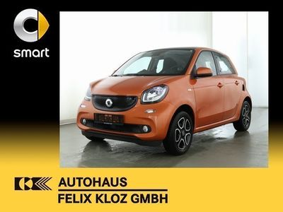 gebraucht Smart ForFour 66kW passion Twinamic Navi Pano PTS LED