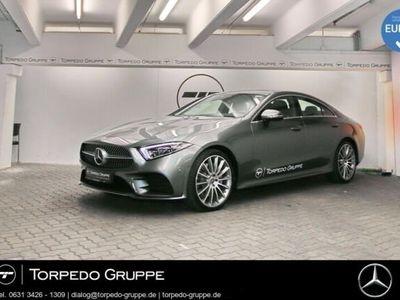 gebraucht Mercedes CLS400 d 4M COUPÉ AMG NAVI+COMAND+MULTIBEAM+LED