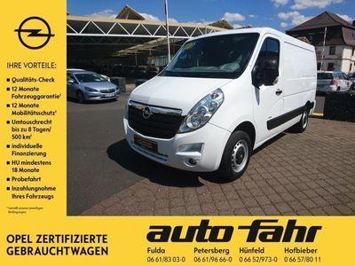 gebraucht Opel Movano B L1H1 2,8t Sitzheiz Rückfahrkam AHK