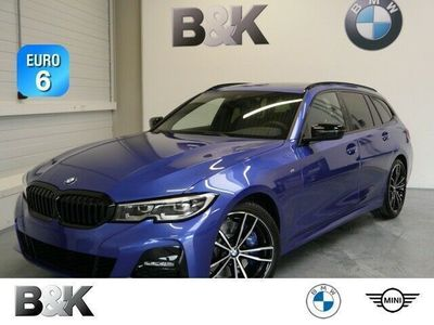 gebraucht BMW 320 dA Touring G31 M Sportpaket, Panorama, AHK LED
