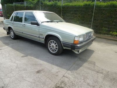 gebraucht Volvo 760 GLE Turbo Diesel..Overdrive.1.Hand.Top-Top