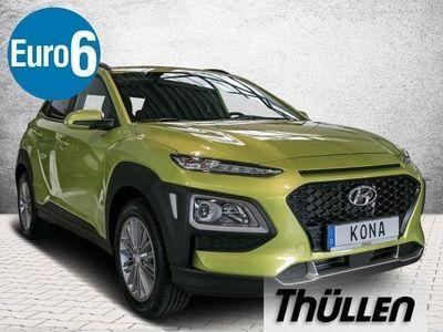 gebraucht Hyundai Kona 1.0 T-GDi YES! Navi Rückfahrk. Winterpaket