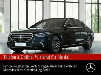 gebraucht Mercedes S400 d L Burmester 3D ° Airmat