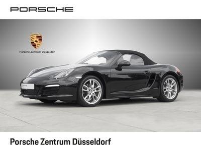 gebraucht Porsche Boxster Basis 2.7 Sportsitze Plus Parkass. v+ h SportDesign Lenkrad