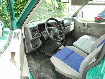 gebraucht VW T4 VW2.5 lang, grüne Plakette Tempomat TÜV 2023