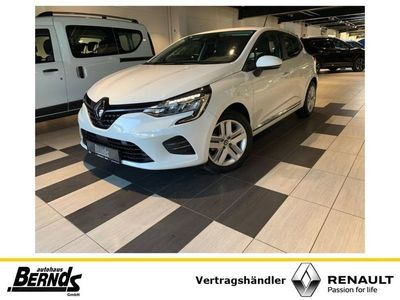 gebraucht Renault Clio SCe 75 EXPERIENCE*KLIMA*BLUETOOTH*LED SCHEINWERFER