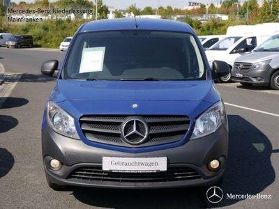 gebraucht Mercedes Citan 109 CDI Flügeltüren AHK