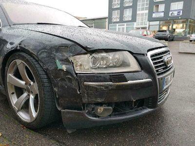 gebraucht Audi A8L LPG Facelift keyless G... als Limousine in Hanau