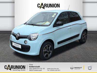 gebraucht Renault Twingo LIMITED 2018 SCe 70 Start & Stop ESP SERVO