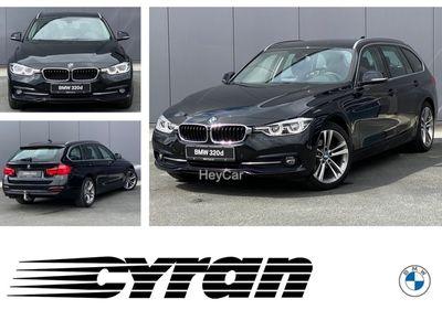 gebraucht BMW 320 d Sport Line 18