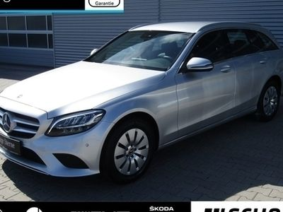 gebraucht Mercedes C200 T Avantgarde Business-P*Kamera*LED*Navi*