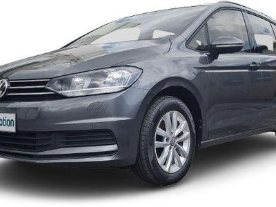 gebraucht VW Touran Touran1.6 TDI COMFORTLINE DSG AHK NAVI. KLIMAAU