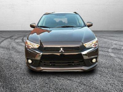 gebraucht Mitsubishi ASX 1.6 Klimaauto PDC ALU Privacy BRAUN Benzi...
