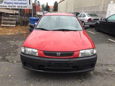 brugt Mazda 323 P 1.4 Tuv ,Neu