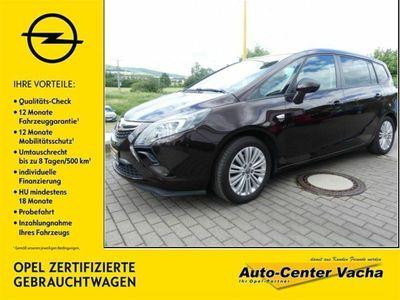 gebraucht Opel Zafira Tourer 1.4T Automatik Active +AHZ +AFL