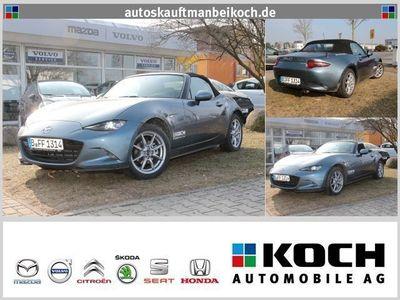 gebraucht Mazda MX5 SKYACTIV-G 131 6GS AL-PRIME top (LED Klima)