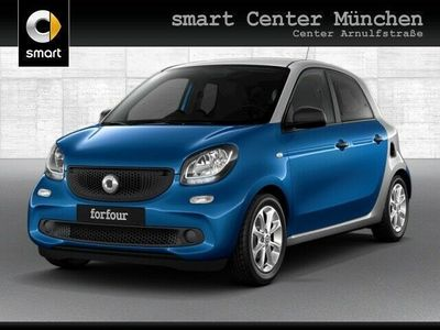 gebraucht Smart ForFour 66kW passion DCT cool&Media SHZ Pano PDC