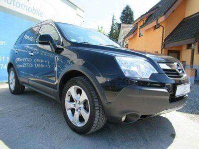 gebraucht Opel Antara Cosmo 4x4/Leder/Navi/AHK