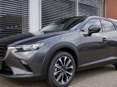 gebraucht Mazda CX-3 2018 2.0l 121 PS FWD Signature + Navi