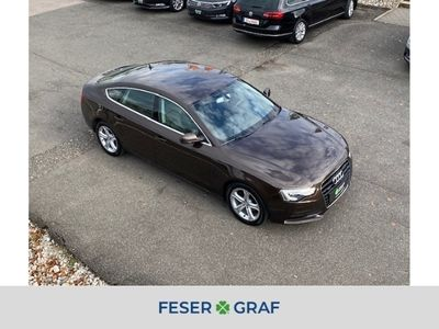 gebraucht Audi A5 Spb. 2.0 TDI qu. Navi-Xenon-Leder-PDC-SHZ-