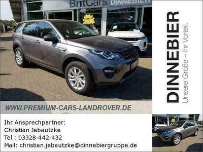 gebraucht Land Rover Discovery Sport SE