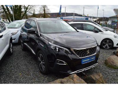 gebraucht Peugeot 3008 1.2 Puretech GT-Line Navi 96 kW (131 PS), Schal...