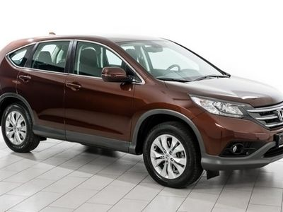 gebraucht Honda CR-V 2.2 i-DTEC Elegance 4WD Aut. mit Klimaautom
